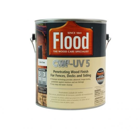 Flood Cwf Uv5 Exterior Stain