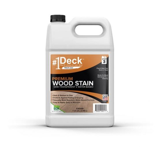 #1 Deck Stain