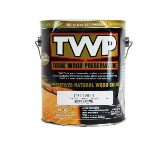 TWP 1500 Series Exterior Wood Deck Stain