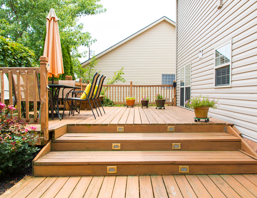 Wood Deck: Should I Stain or Paint