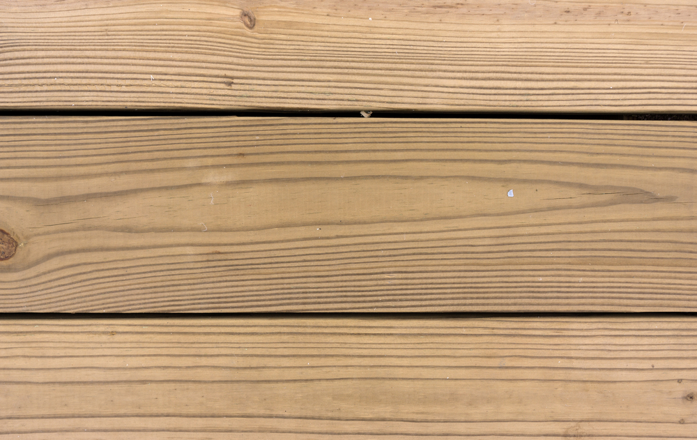 Pressure Treated Wood Stain